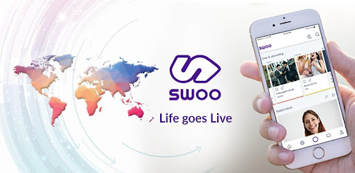 Swoo - Live Video Streaming and Broadcast App for PC