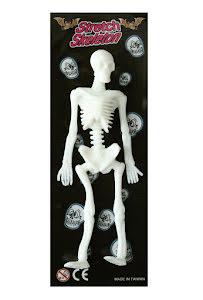 Skelett, 15 cm