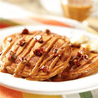 Dulce de Leche Homemade Pancakes