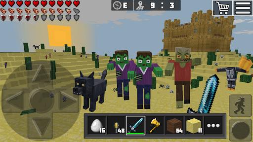 WorldCraft : 3D Build & Craft 3.0 screenshots 12