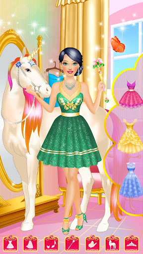 Magic Princess - Dress Up & Makeup FREE.1.4 screenshots 12