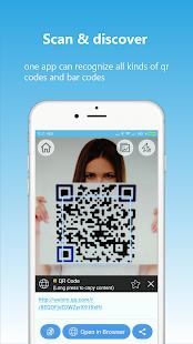 QR Code Scanner - Barcode Generator - náhled