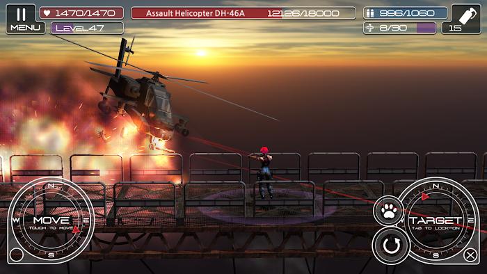 the SilverBullet- screenshot