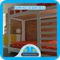 Bunk Bed Design Ideas icon