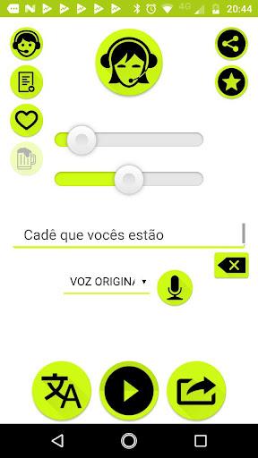 Voz da Mulher do Tradutor Plus screenshot