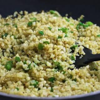 Fantastically Healthy, Cauliflower Rice (Paleo and Gluten-free).