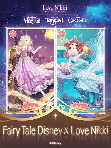 Love Nikki - Dress Up Fantasy Tunjukkan Gayamu apkpoly screenshots 8