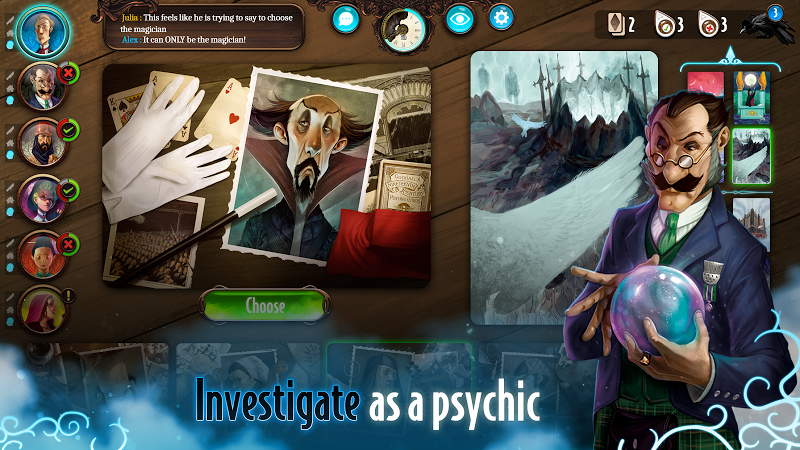 Mysterium: A Psychic Clue Game v2.1.2 + Unlocked