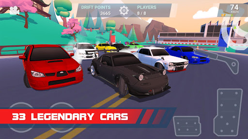 Drift Clash Online Racing screenshots 13