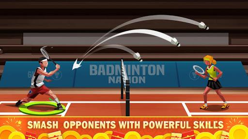 Badminton League apkmind screenshots 2