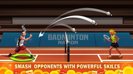 Badminton League Apk Mod (MOD, Unlimited Coins) 2