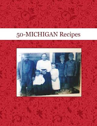 50-MICHIGAN Recipes