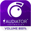 Volumen Boost Música Mp3 icon