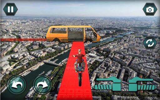 Bike Parkour Stunts 2019 1.4 Mod screenshots 5