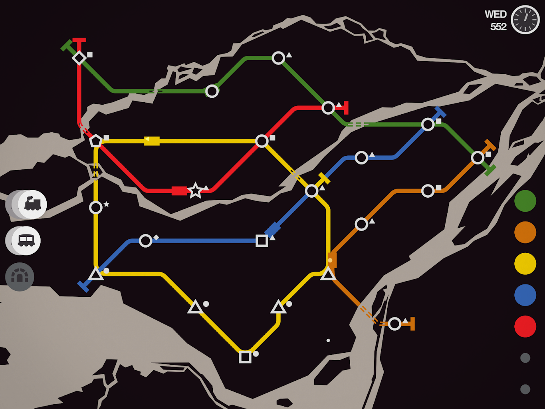 метро apk