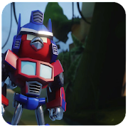 GamePlay For Angry Birds Transformers