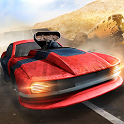 Drag Rivals 3D: Fast Cars & Street Battle Racing icon