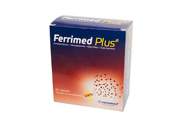 Ferrimed Plus Cápsulas