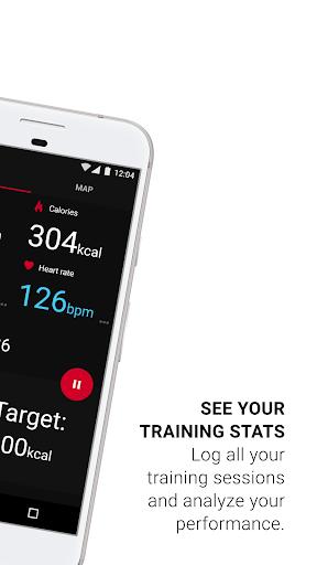 polar beat: running & fitness screenshot 2