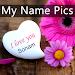 My Name Pics icon