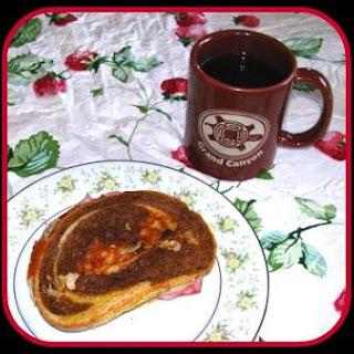 Ham Spread Sandwiches