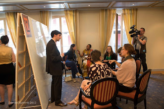 Photo: Workshops during the Zermatt Summit 2012 edition