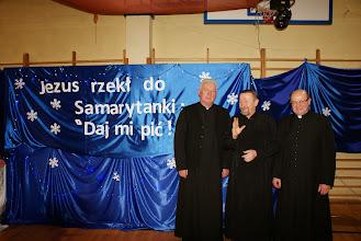 Photo: od lewej-ks. Jerzy Uchman, w środku-ks.Miron Michajłyszyn, po prawej-ks. Roman Jagiełło