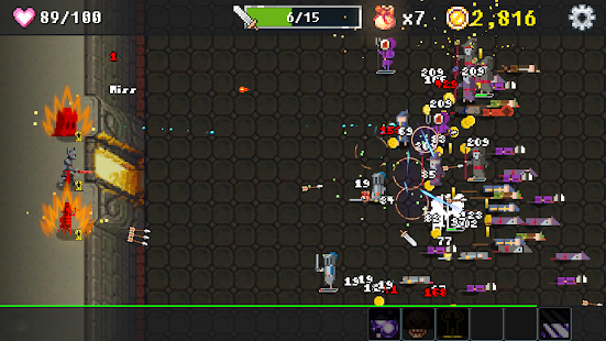 Dungeon Defense- screenshot thumbnail