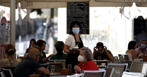 """Los hosteleros andaluces se sienten """"estigmatizados"""" ante las nuevas medidas"""