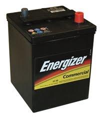 70 Ah Startbatteri Energizer 6V