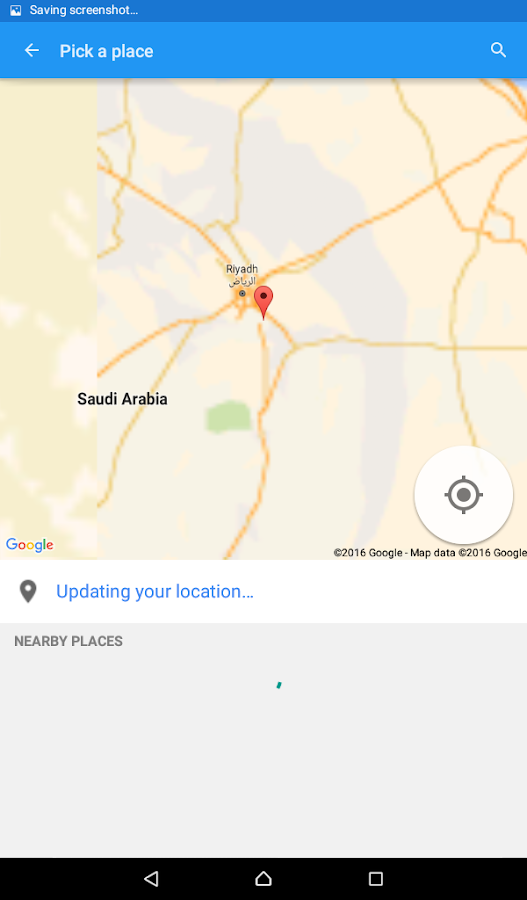 SnapGps Fakegps fake Location- screenshot