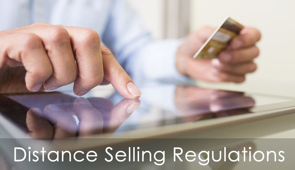 What are the Distance Selling Regulations