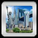 Нью-Йорк фоторамки icon