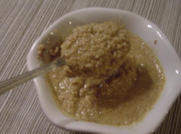 Homemade Tahini   (sesame Paste) Recipe