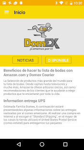 Domex Courier- screenshot thumbnail