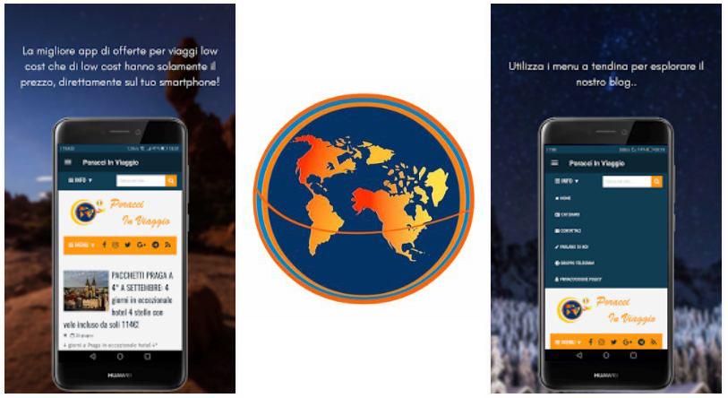 Poracci In Viaggio: App per risparmiare viaggiando in italia e all'estero