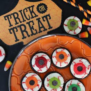 Oreo Eyeballs Halloween Treats