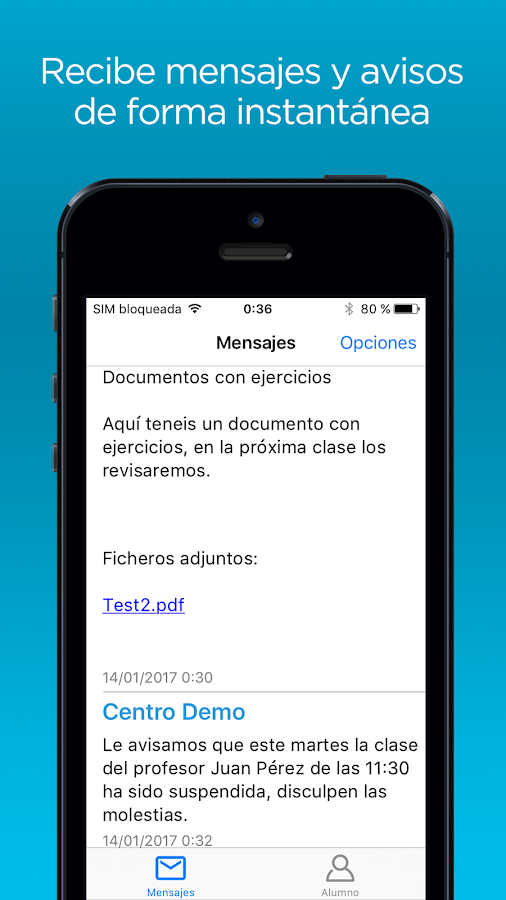 CentrosNet- screenshot