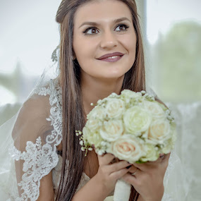 Bride by Marko Stanišić - Wedding Bride ( d800e, wedding photography, wedding day, weddings, wedding, nikon, bride, foto marko )