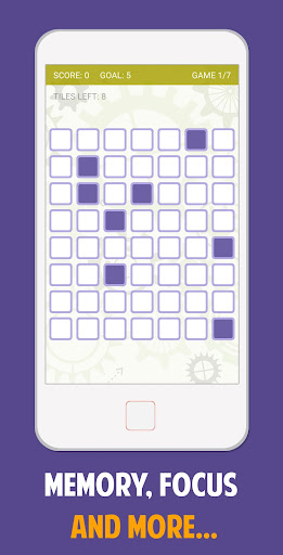 Synapptico  - Brain training games - screenshot