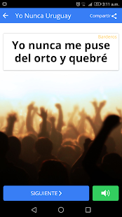 Yo Nunca Uruguay - náhled