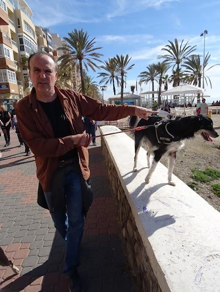 Almería fue una de las localidades que se unió a esta convocatoria nacional.