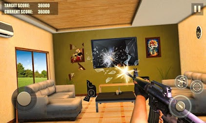 Home Smasher - Stress Buster APK screenshot thumbnail 1