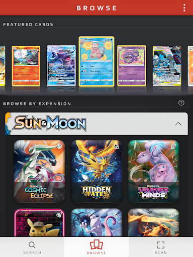Screenshot for Pokémon TCG Card Dex in United States Play Store