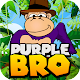 Purple Bro icon