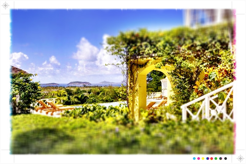 Photo: Mustique, St Vincent and Grenadines. Perched in the Endeavour Hills, this charming property, represents the sought after charm of early Mustique. (POA). http://search.knightfrank.com/rsi103058