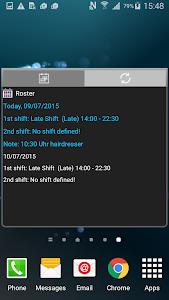 Roster-Calendar Pro v2.1