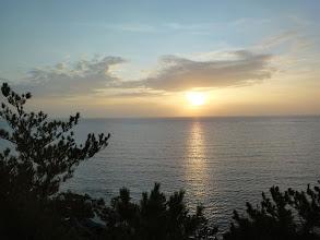Photo: Okinawa sunset!
