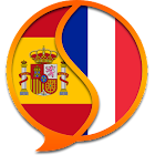Spanish French Dictionary Free icon