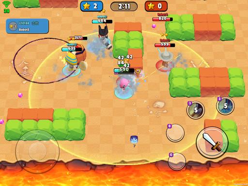 Tiny Heroes - Magic Clash 0.1 Screenshots 7